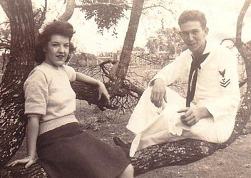 Granny & Grandpa 1942