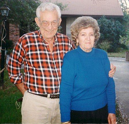 Granny & Grandpa 2000