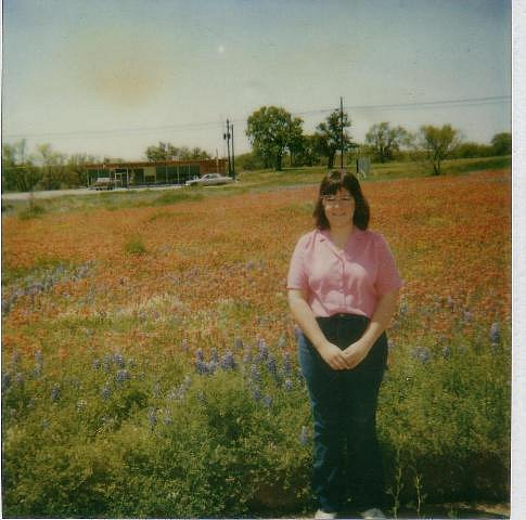 Amy bluebonnets