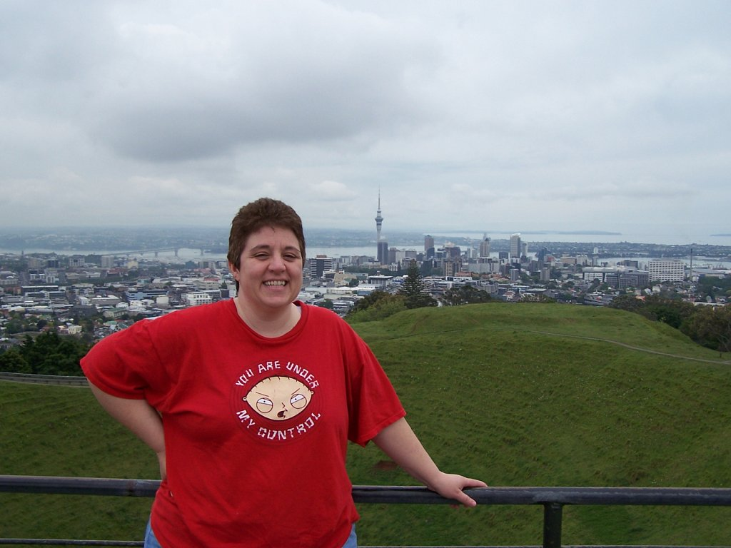 Amy @ Mt Eden