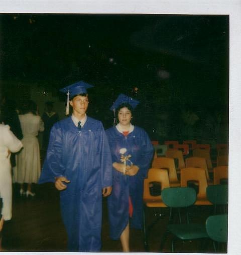 Amy graduation