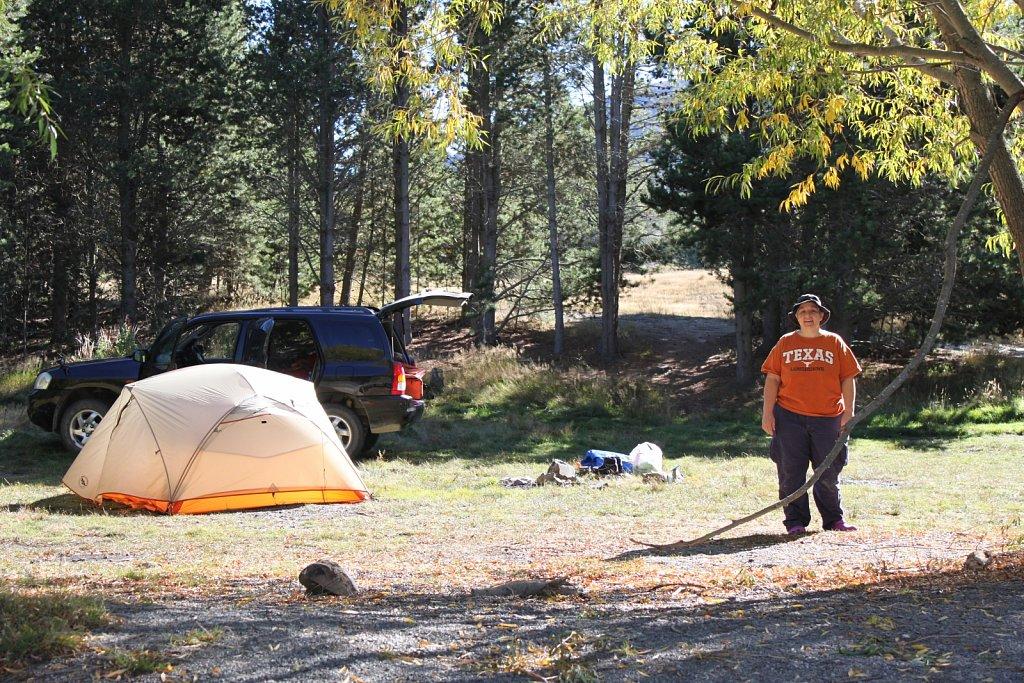 Camping @ Lake Camp